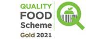 QUALITY FOOD Traceability Scheme Gold 2017